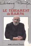 Le testament de Rampa