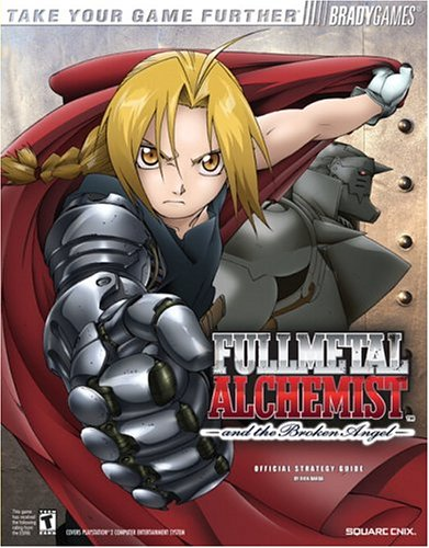 FULLMETAL ALCHEMIST? and the Broken Angel Official Strategy Guide