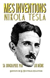 Mes Inventions Nikola Tesla, un livret de Jacques Grimault de Jacques Grimault