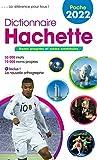 Dictionnaire Hachette POCHE 2022