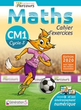 Cahier d'exercices iParcours maths CM1 (2020) Édition 2020