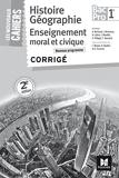Les Nouveaux Cahiers - Histoire-Géographie-EMC - 1re BAC PRO - Corrigé - Foucher - 21/04/2016