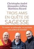 Trois amis en quete de sagesse - Allary editions - 01/01/2016
