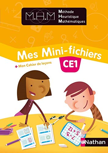 Méthode Heuristique de Mathématiques - Mes Mini-fichiers CE1 - Eleve 2018