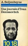 Une journée d'Ivan Denissovitch / Soljénitsyne, A / Ref: 11124 - (Voir Descriptif)