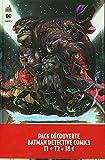 Pack découverte Batman Détective Comics T1 + T2 offert