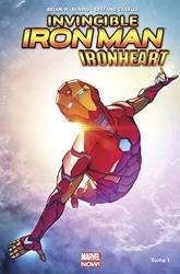 Invincible Iron Man IronHeart - Tome 01 de Brian Michael Bendis