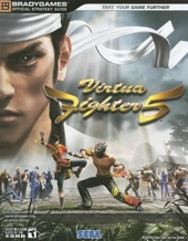Virtua Fighter 5 Official Strategy Guide de BradyGames