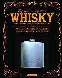 Apprendre à déguster le whisky - Coffret livre + flasque en inox gravé