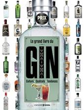 Le grand livre du Gin d'Aaron Knoll