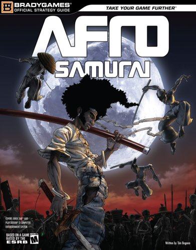 Afro Samurai Official Strategy Guide