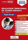 Concours Éducateur territorial de jeunes enfants - Tout-en-un - Catégorie A - Concours 2022 (2021)