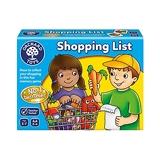 Orchard Toys - Jeu de Liste de Courses Shopping List - Langue Anglaise - Langue - Anglais