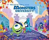 Art of Monsters University hc by Karen Paik (1-Jul-2013) Hardcover - Chronicle (1 July 2013)