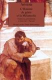 L'homme de génie et la mélancolie_1_ere_ed - Rivages - 02/03/1991