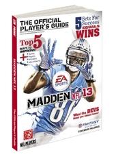 Madden NFL 13 - The Official Player's Guide de Gamer Media Inc