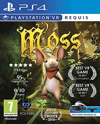Moss PS4