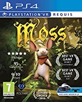 Moss PS4 - PSVR obligatoire