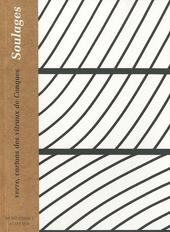 Pierre Soulages, verre, cartons des vitraux de Conques - 13 février- d'Actes Sud