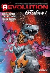 Revolution Extension, Tome 1 d'Alex Milne