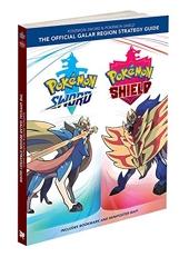 Pokémon Sword & Pokémon Shield - The Official Galar Region Strategy Guide de The Pokemon Company International