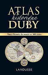 Atlas historique Duby de Georges Duby