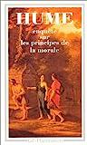 Enquête sur les principes de la morale - Flammarion - 01/01/1991