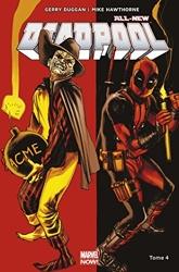 All-new Deadpool - Tome 04 de Mike Hawthorne