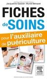Fiches de soins pour l'auxiliaire de puériculture - Elsevier Masson - 22/01/2014