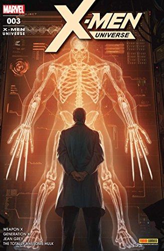 X-Men Universe n°3