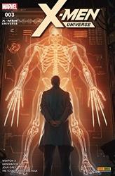 X-Men Universe n°3 de Dennis Hopeless, Christina Strain Greg Pak