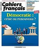 Démocratie - Crise ou renouveau ?: N° 420-421 Mars - juin 2021