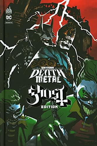 Batman Death Metal #2 Ghost Edition, tome 2 / Edition spéciale, Limitée (Couverture Ghost)