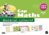 Cap Maths CE2 éd. 2016 - Matériel collectif de Marie-Paule Dussuc