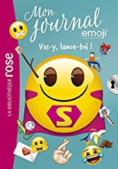 Emoji TM mon journal 09 - Vas-y, lance-toi ! de Catherine Kalengula