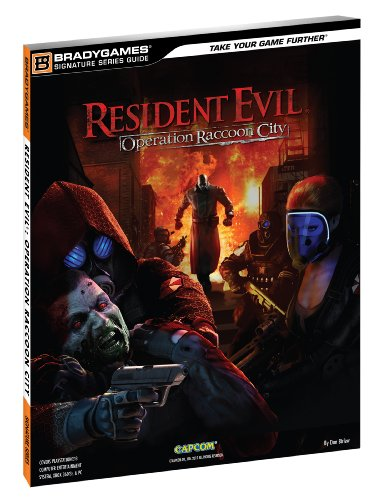 Resident Evil Operation Raccoon City Signature Series Guide