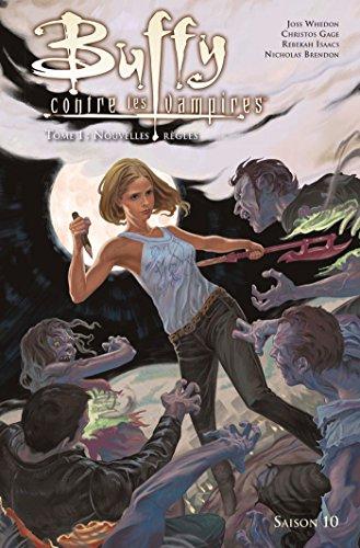 Buffy Saison 10 T01