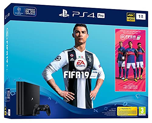 PS4 Pro 1 To B