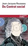 Du contrat social pr?c?d? de Discours sur l'?conomie politique by Jean-Jacques Rousseau (November 01,1993) - Gallimard (November 01,1993)
