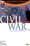 Secret Wars, Tome 4 - Civil war