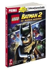 LEGO Batman 2 - DC Super Heroes for Nintendo Wii U: Prima Official Game Guide de Stephen Stratton
