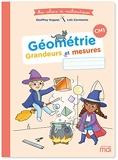 Mes cahiers de mathématiques - Géométrie CM1