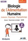 Biologie de l'alimentation humaine - Tome 2