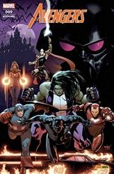 Avengers (fresh start) N°9 de Jason Aaron