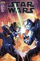 Star Wars N°8 (Couverture 1/2) - Skywalkerpasse à l'attaque - L'ascension de Vador