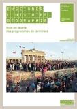 Enseigner l'histoire-géographie Terminale - Mise en oeuvre des programmes de terminale