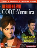 Resident Evil Code, Veronica - Prima's Official Strategy Guide - Prima Games - 01/02/2000