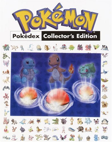 Pokemon Pokedex Collector's Edition