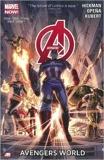 [Avengers Volume 1: Avengers World (Marvel Now) (Avengers (Marvel Now))] [By: Jonathan Hickman] [February, 2014] - Marvel - Us - 01/01/2014