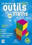 Les Nouveaux Outils pour les Maths CM1 (2016) Manuel de l'élève (2016)